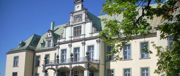 Frączków - pałac