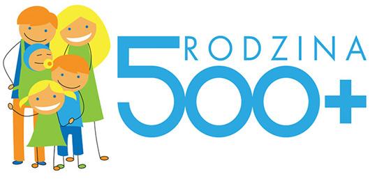 Logo Programu  Rodzina 500+ ..jpeg